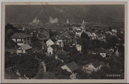 Gorduno - Vue Generale - Photo: C. Piccaluga - TI Tessin
