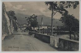 Ascona - Generalansicht - Photo: Wehrli - TI Tessin