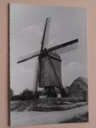 STEENAKKERMOLEN Langemark St. Juliaan ( R. Loffer-Verfaillie ) Anno 19?? ( Zie Foto Voor Details ) !! - Langemark-Poelkapelle
