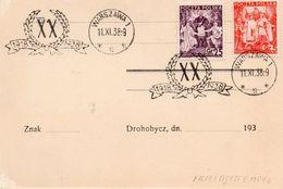 POLOGNE 1938 - 1919-1939 République
