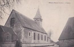Carte 1920 MESNIL RAOUL / L'EGLISE - Autres Communes