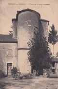 Carte 1910 THOREY SUR CHARNY / TOUR DU VIEUX CHATEAU - Autres Communes