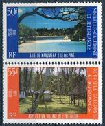 Y&T  N° 514-515 ** - Nouvelle-Calédonie