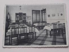 """"""" SPES NOSTRA """" Zusters Van Liefde ZAFFELARE Eetzaal ( Thill ) Anno 193? ( Zie Foto Voor Details ) ! - Lochristi"""