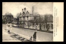 51 - REIMS - 2EME ANNEE DE BOMBARDEMENT 1914-15-16 - BLD LUNDY ET RUE ANDRIEUX - HOTEL DE BARY INCENDIE - Reims