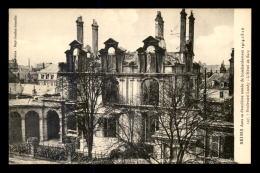 51 - REIMS - 2EME ANNEE DE BOMBARDEMENT 1914-15-16 - BLD LUNDY - HOTEL DE BARY - Reims
