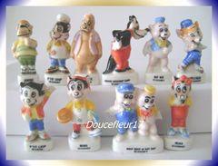Fétez Les Rois Avec P'tit Loup ... Série Complète .. Ref AFF : 56-1997...(pan 0018) - Disney