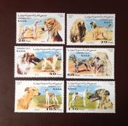Sahara 1996 Dogs MNH - Dogs