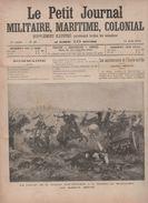 PETIT JOURNAL MILITAIRE MARITIME COLONIAL 14 8 1904 - REZONVILLE METZ MARS LA TOUR SAINT PRIVAT - SAUMUR - MAROC - SIAM - Journaux - Quotidiens