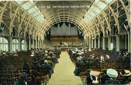 DUBLIN 1907 EXHIBITION - CONCERT HALL  I421 - Expositions