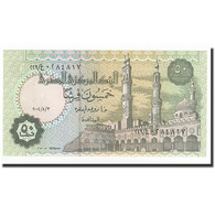 Égypte, 50 Piastres, 2004-08-03, NEUF - Egipto