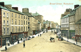 WATERFORD - BROAD STREET 1910  I424 - Waterford