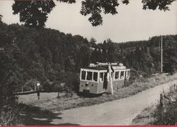 Erezée-Amonimes-Dochamps-Laorménil - Autorail Diesel En Balade - 1968 - Erezée