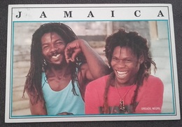 JAMAICA - PC011 - VIAGGIATA - (1072) - Giamaica
