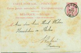 Carte-postale - Postkaart Nr. 18 10 Cent - Boom 1894 - Stamped Stationery