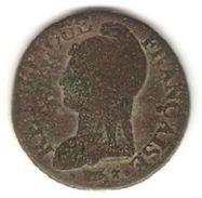 1 Pièce De 5 Centimes ( Dupré AN 8 ) - France