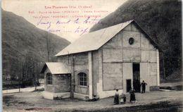 ESPAGNE -- PONTAUT - Valle De Aran - Usine Electrica - Lérida