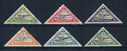 Liberia Air Triangulars - Avions