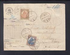 Hungary Value Cover 1922 Budapest To Germany - Briefe U. Dokumente