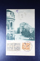 Hungary : Carte Postale 1901 Fiume To La  Crete Greece - Ungheria