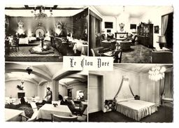 LIEGE  LE CLOU DORE  HOTEL RESTAURANT  **  CPM  1950 / 60 - Liege
