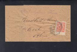 Hungary Wrapper 1900 Asch - Briefe U. Dokumente