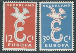 1958 EUROPA CEPT OLANDA MH * - R35-3 - Europa-CEPT
