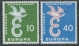 1958 EUROPA CEPT GERMANIA MH * - R35-3 - Europa-CEPT