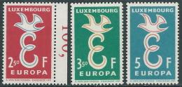 1958 EUROPA CEPT LUSSEMBURGO MNH ** - R35-3 - Europa-CEPT