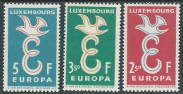1958 EUROPA CEPT LUSSEMBURGO MH * - R35-4 - Europa-CEPT