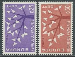 1972 EUROPA CEPT FRANCIA MNH ** - R35-5 - Europa-CEPT