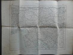 Carta Militare Udine IGM Gorizia Istria 1903 - Altri