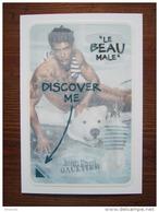 "Jean Paul Gaultier "" Le Beau Male"" Man Parfum Carte Echantillon - Modern (from 1961)"