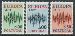 1972 EUROPA CEPT PORTOGALLO MH * - R35-9 - Europa-CEPT