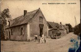02 - MONCEAU-LES-MINES - Café Courtin - France
