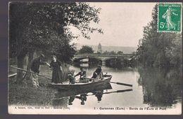 GARENNES . Bords De L'Eure Et Pont . - Frankreich