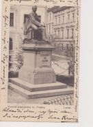 UKR63   --   LWOW  --  POMNIK ALEKSANDRA  Hr. FREDRY --  1916 - Ukraine