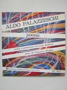 Poesie Aldo Palazzeschi Lette Da Giancarlo Sbragia Disco Vinile 33 Giri Anni '50 - Dischi In Vinile