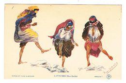 CPA ILLUSTRATEUR JARICRA Scenes Et Types Algeriens  Lot De 19 Cartes Differentes - Cartoline