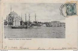 CPA Constantinople Turquie Turkey Circulé - Turkey