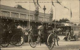 44 - LA BAULE - Le Casino - Autobus - Attelage Cheval - La Baule-Escoublac