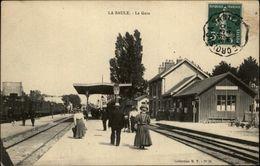 44 - LA BAULE - La Gare - Train - La Baule-Escoublac