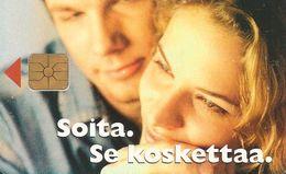 CARTE#-PUCE -FINLANDE-30MK-GEM-05/99-COUPLE-BE - Finlande