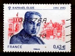 France, Raphaël Elizé, French Politician From Martinique, 2015, VFU - Frankrijk