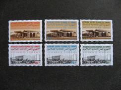 Comores:  TB Série N° 507 Au N°512, Neufs XX. - Comores (1975-...)