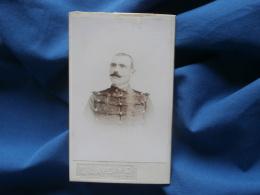 Photo CDV  Laveuve à Verdun  Portrait Officier Du 4e Régiment D'Artillerie - L331 - Oud (voor 1900)