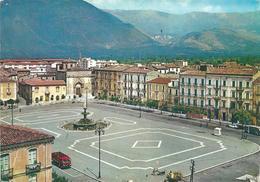 SULMONA (AQ) - PIAZZA GARIBALDI - F/G - V: 1970 - Italia