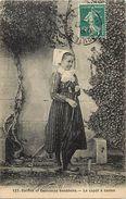 - Dpts Div. -UU678- Vendee - Coiffes Et Costumes Vendeens - Le Capot A Canon -  Coiffe - Costume - Folklore - - Unclassified
