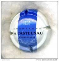 CAPSULE  DE  CASTELNAU   Ref 3  !!!! - Champagne