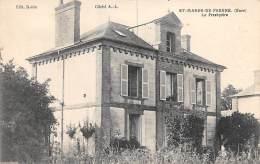 Saint Mards De Fresne     27       Le Presbytère       (voir Scan) - Frankreich